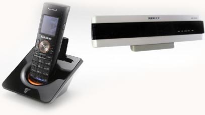 Офисная мини-АТС Samsung OfficeServ - DECT
